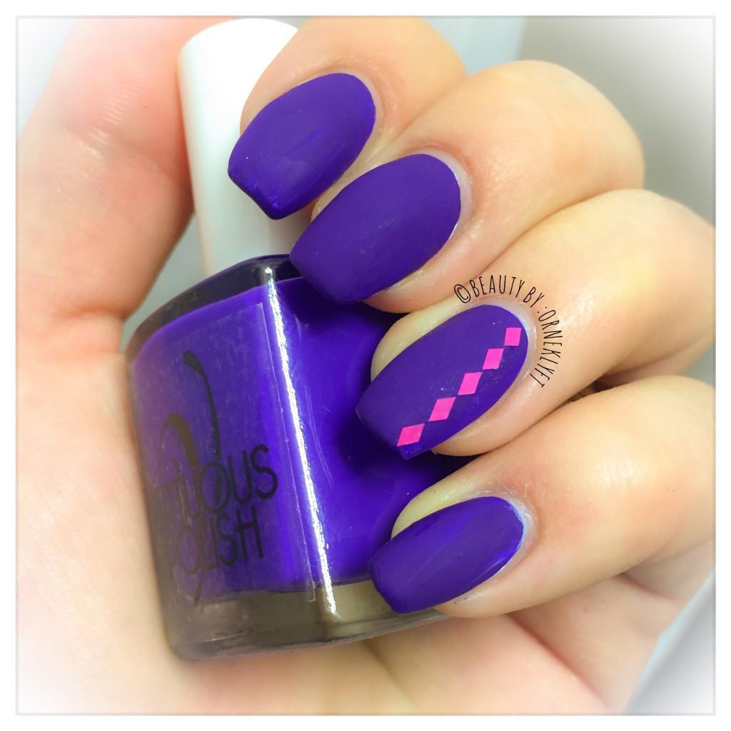 Nail polish, matte nail polish, Humility